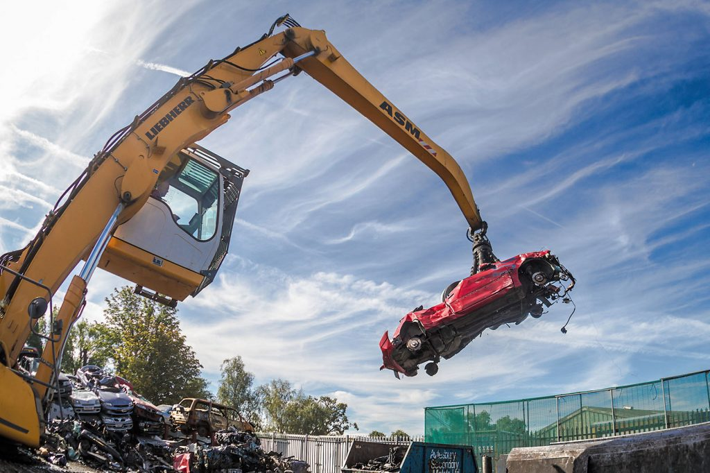 find how much your car is worth when scrapping
