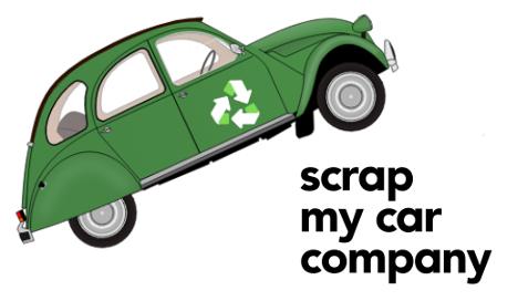 Scrap my car company logo